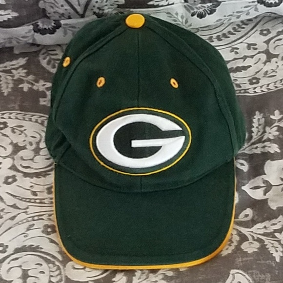 NFL Other - NFL GREEN BAY PACKERS GREEN YELLOW, WHITE HAT/CAP